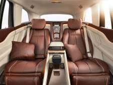 De nieuwste Mercedes is voor rijke mensen met vliegangst