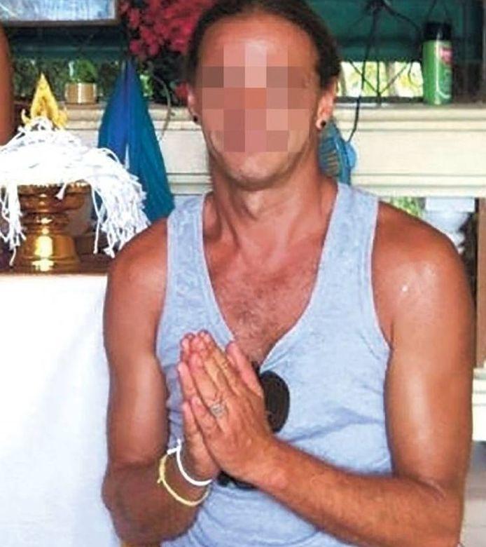 Danny V.D.V. woont al twintig jaar in Thailand.