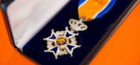 Tiel heeft er drie Leden in de Orde van Oranje-Nassau bij