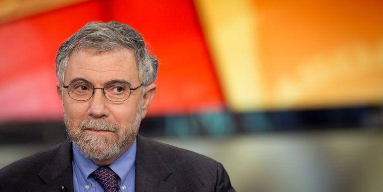 Paul Krugman: 'Nee, Donald Trump, de meldingen nemen niet alleen toe omdat we meer testen. Het percentage positieve tests en ziekenhuisopnames bewijst dat de opstoot van Covid-19 reëel is.' Beeld