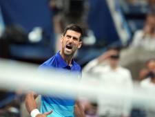 Record komt steeds dichterbij voor Djokovic: Serviër naar halve finale US Open