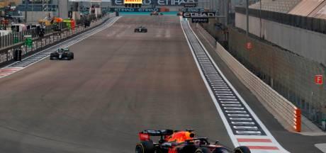 Max Verstappen dompte les Mercedes et remporte le dernier Grand Prix de la saison