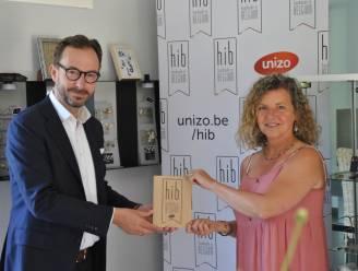 Juweelontwerpster Marie Swennen krijgt Handmade in Belgium-label