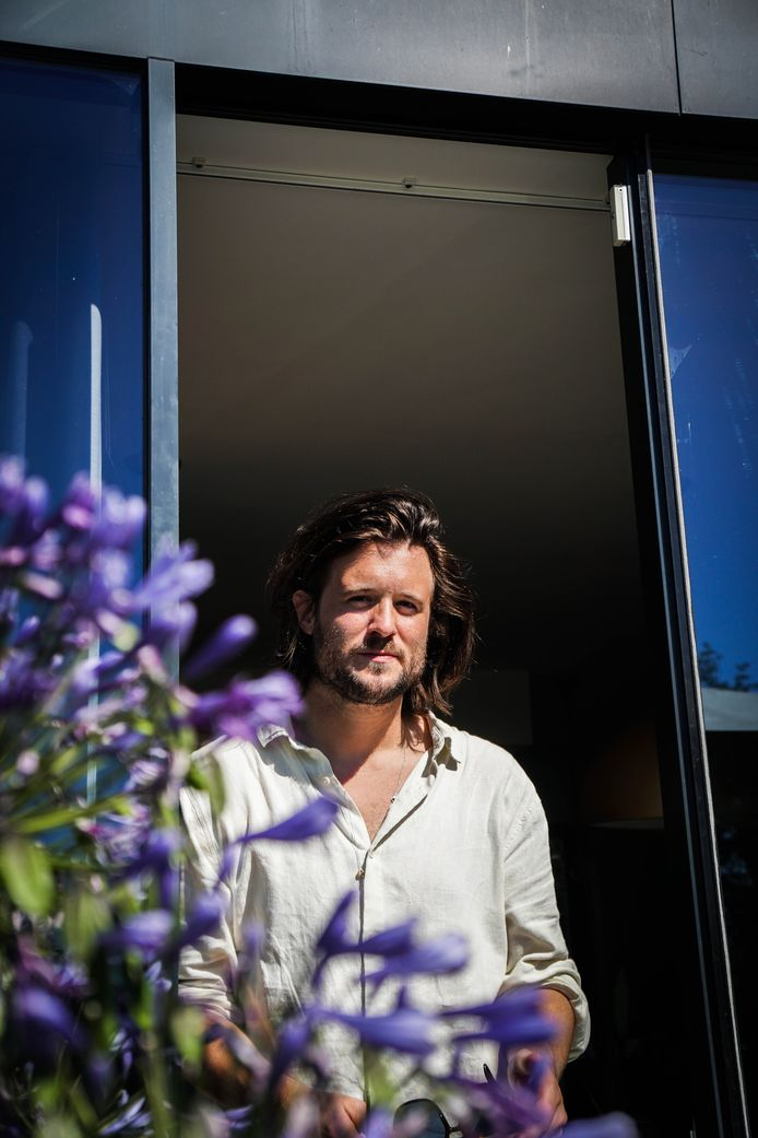 Mathieu Terryn in 'Het Huis'