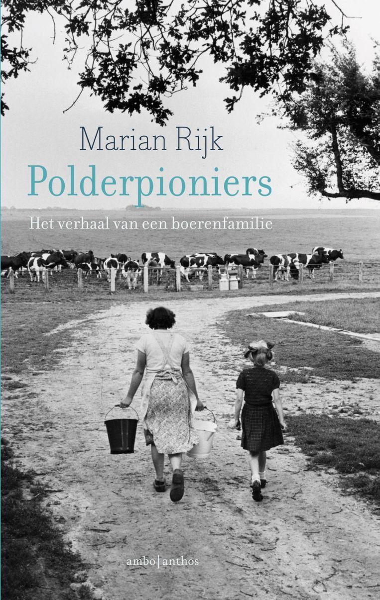 Marian Rijk - Polderpioniers Beeld