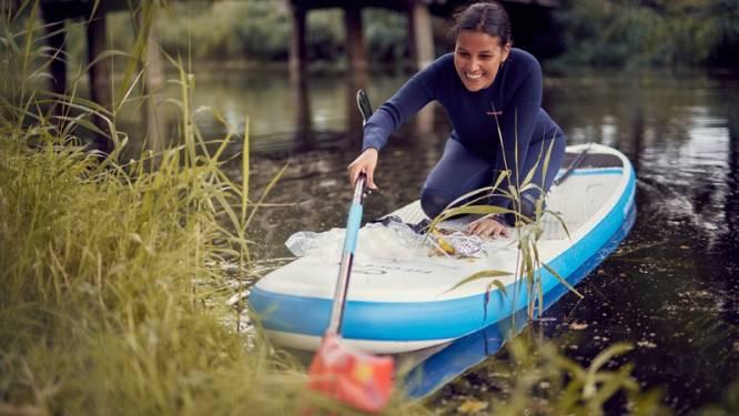Waterschappen maken vuist tegen zwerfafval: opruimen die troep