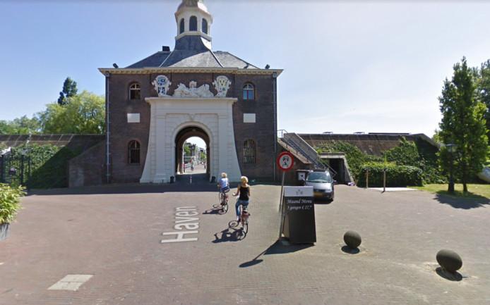 De Zijlpoort in Leiden