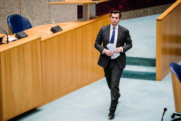 Thierry Baudet (Forum voor Democratie).