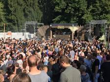 Techno-beats op festival Hidden Garden in Eindhoven, geluid zachter op last van gemeente