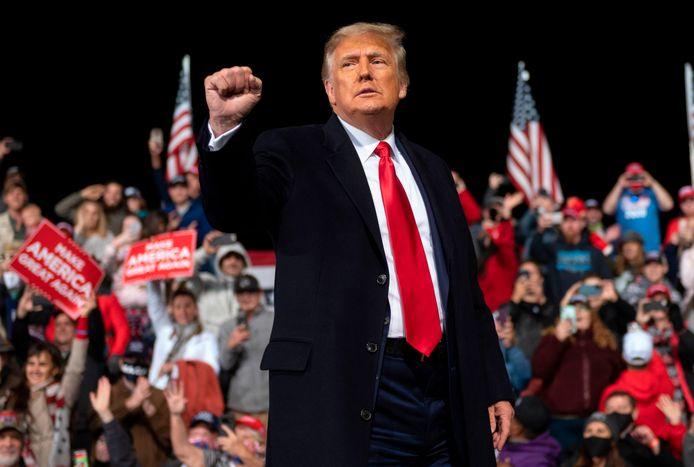 Tijdens het presidentschap van Donald Trump verzamelde het ministerie van Justitie de belgeschiedenis van journalisten van de krant The Washington Post.