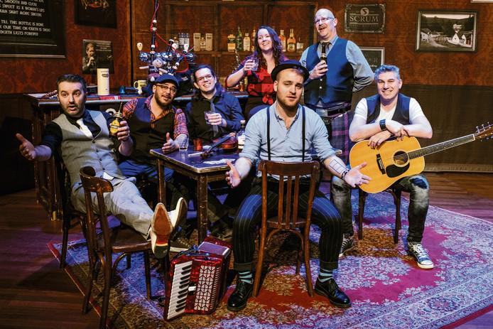Ierse muziek  is woensdag 29 augustus te horen tijdens het Vierde Beeld in Oss.