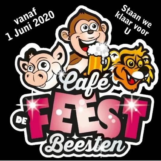 Café De Feestbeesten op Facebook