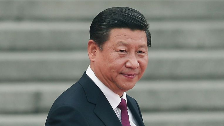 Xi Jinping Beeld getty