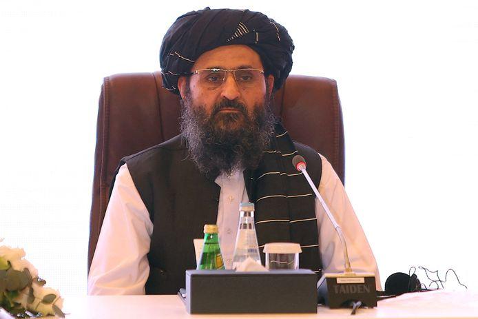 Talibanleider Mullah Abdul Ghani Baradar.