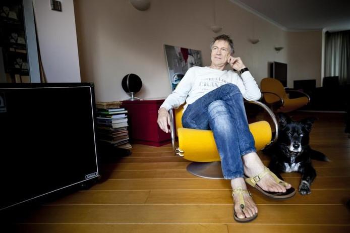 'George is de impulsieve en creatieve man. Ik ben meer de technicus.' foto David van Dam/GPD