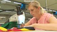 Dit bedrijf in Oostrozebeke heeft het superdruk: de nieuwe sjerpen voor alle nieuwe burgemeesters maken