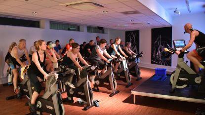 Recordaantal fitnessers voor Sportoase
