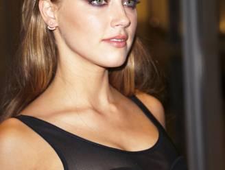 Naaktfoto's Amber Heard online met brief aan Johnny Depp