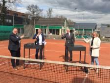 Kogel is door de kerk: Tennisclub Zevenhuizen verhuist naar Swanla Driehoek