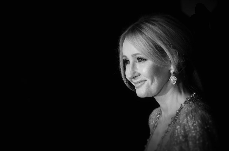 J.K. Rowling Beeld GETTY