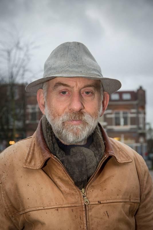Dirk Zeldenrust, gepassioneerd wereldverbeteraar.