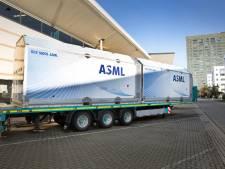 Voor ASML was coronacrisis snel voorbij; Veldhovens bedrijf Nederlands duurste