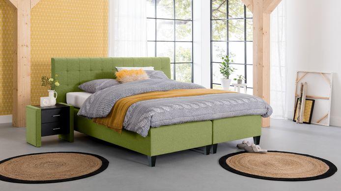Het bed dat voor 12,99 euro op de site stond.