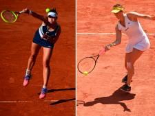 Krejcikova zorgt na ongekend spektakelstuk voor debutantenbal in finale Parijs