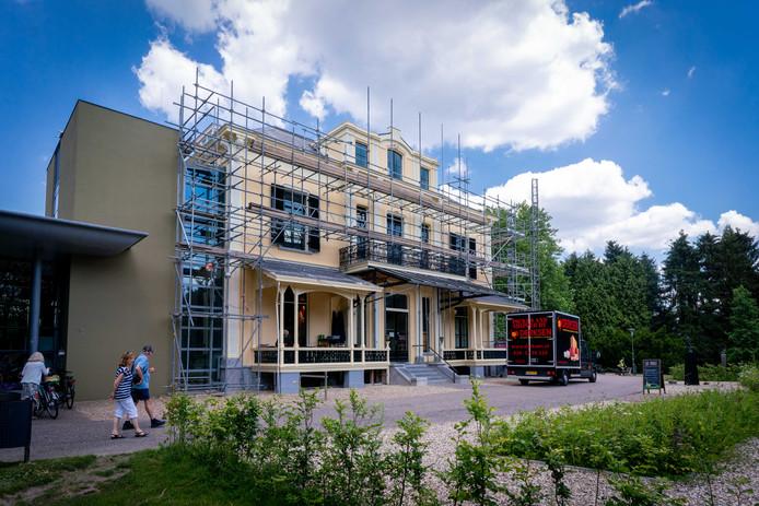 Airborne Museum Hartenstein, volop in verandering.