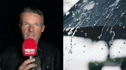 """Weerman Frank: """"Vandaag meestal droog, daarna wisselvallig"""""""