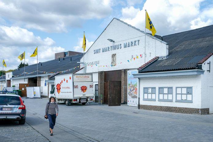 De Markthal in Overijse.