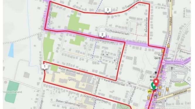 Belgisch kampioenschap wielrennen voor aspiranten: oproep om Belgische vlag uit te hangen én rekening houden met nodige verkeershinder