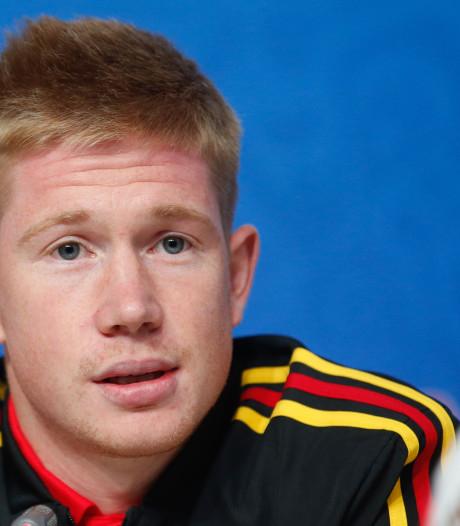 De Bruyne dévoile son favori pour l'Euro 2020