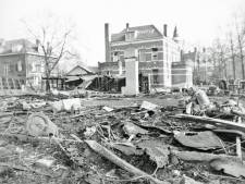 Brand bij de Eindhovense studentensociëteit Ilium in 1964, wie was erbij?