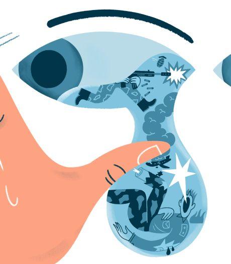 Zo werkt EMDR: door te bewegen met je ogen verlicht je de pijn