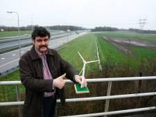 Twaalf keer beroep tegen windmolens Hattemerbroek