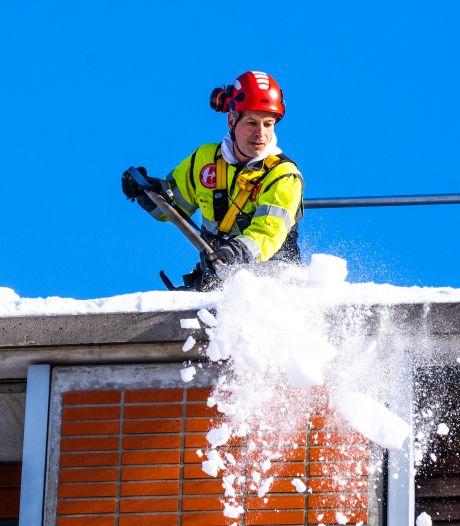 Kan mijn dak die sneeuw wel hebben? 'Hier wordt al heel lang goed over nagedacht'