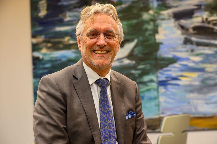 Burgemeester van Eindhoven John Jorritsma.