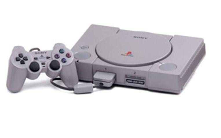 De eerste PlayStation Beeld Sony