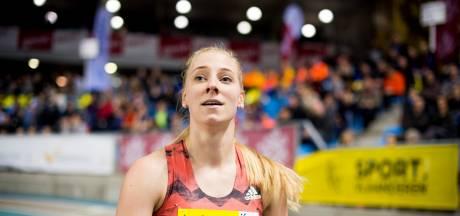 Eefje Boons vijfde in finale 60 meter