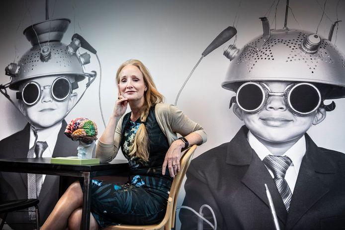 Hoogleraar klinische neuropsychologie Margriet Sitskoorn is nauw betrokken bij het Waalwijkse armoedeproject