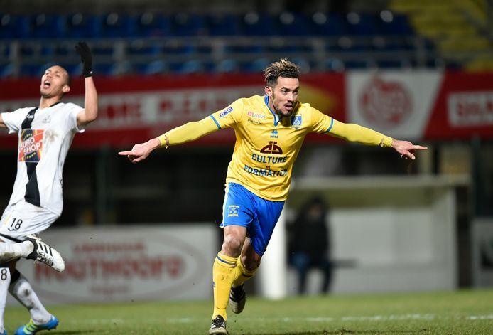 Augusto Da Silva kwam zo'n negentig keer in actie voor Union in 1B en pikte ook regelmatig zijn goaltje mee.