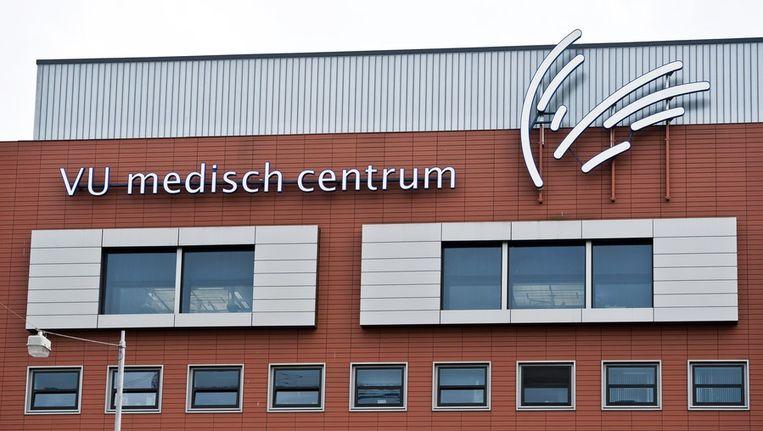 Het VU medisch centrum in Amsterdam Beeld anp