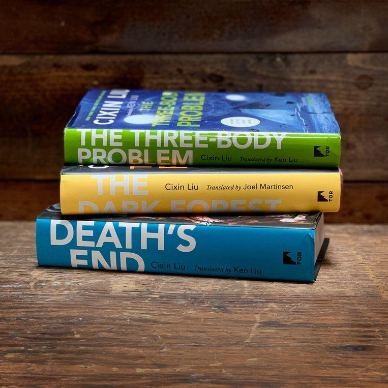 The Three-Body Problem: nieuwe reeks op Netflix Beeld RV