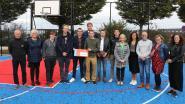 """Thomas More opent multifunctioneel sportterrein: """"Geschikt voor basketbal, minivoetbal en tennis"""""""