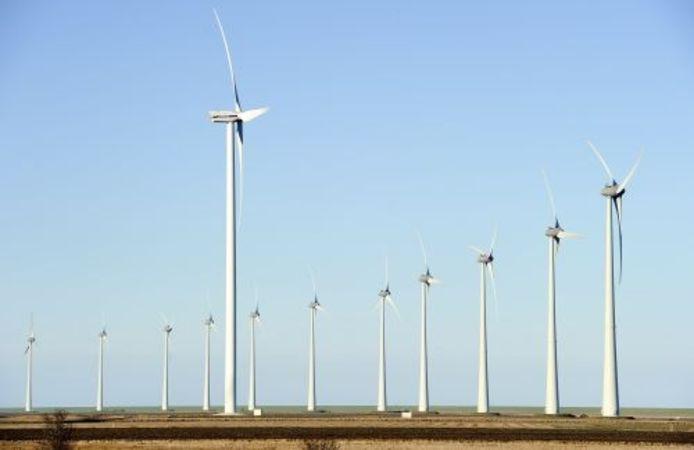 Windmolens. Foto: ANP