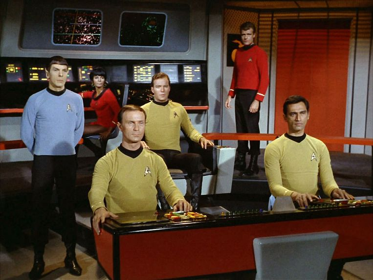 Star Trek: The Original Series. Beeld CBS via Getty Images
