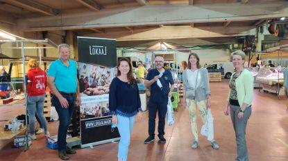 Oosterzele wil lokale markt promoten en gaat op studiereis naar Gentbrugge