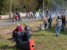 Kicken op stratencircuit in Basse