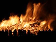In Herxen reageert men gelaten op paasvuurverbod: 'Was te verwachten'